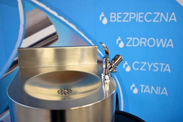 W szkołach będą instalowane źródełka wody pitnej R. Motyl / UM Warszawa