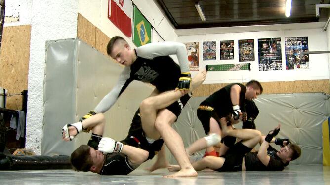 MMA, czyli wszystkie chwyty dozwolone