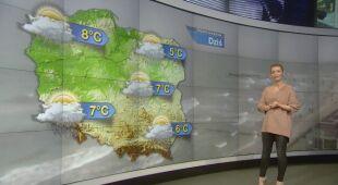 Pogoda na najbliższe dni i początek marca